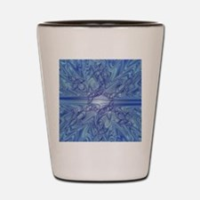 snowflake 1 Shot Glass