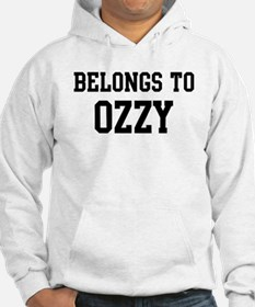 Belongs to Ozzy Hoodie