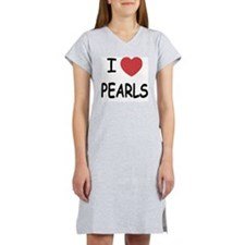 PEARLS Women's Nightshirt