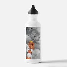 War L Amour 23x35 Water Bottle