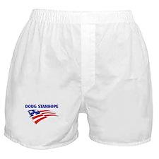Fun Flag: DOUG STANHOPE Boxer Shorts