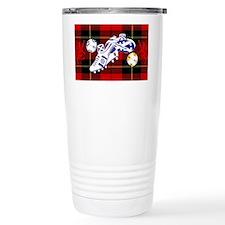 Scotland Football Wallace Tarta Ceramic Travel Mug