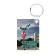 CAYMAN ISLANDS, GRAND CAYM Keychains