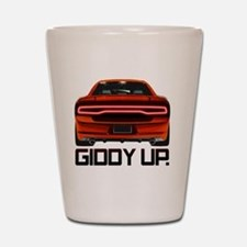 Charger GiddyUp Shot Glass
