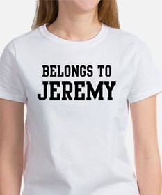 Belongs to Jeremy Tee