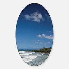 Puerto Rico, West Coast, Rincon, Do Decal