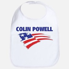 Fun Flag: COLIN POWELL Bib