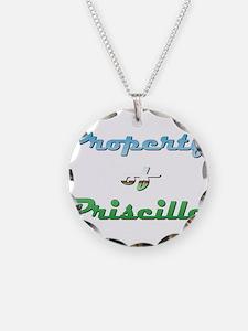 Property Of Priscilla Female Necklace