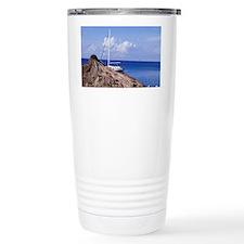 Caribbean, BWI, St. Lucia, Anse Travel Mug