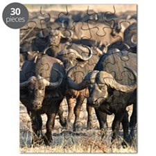 African Buffalos Puzzle
