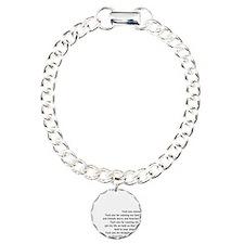 Fuck cancer 092511 Bracelet