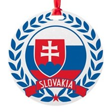 slovakiawreath Ornament