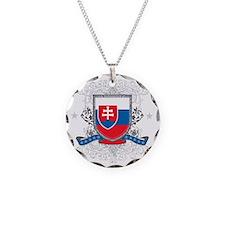 slovakiashield Necklace