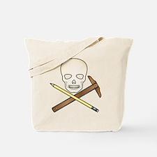 Skull-Tech Tote Bag