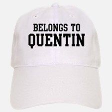 Belongs to Quentin Baseball Baseball Cap