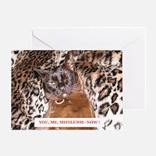 IMG_0284_KI_sq_txt Greeting Card