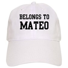 Belongs to Mateo Baseball Cap