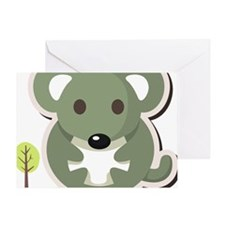 mouse Greeting Card