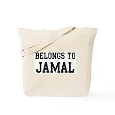 Belongs to Jamal Tote Bag
