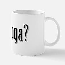 got yoga? Mug