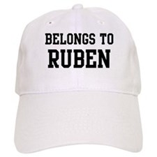 Belongs to Ruben Baseball Cap
