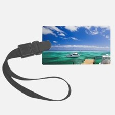 Dive Boats, Little Cayman Beach  Luggage Tag