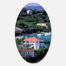 Caribbean, US Virgin Islands, St. J Decal