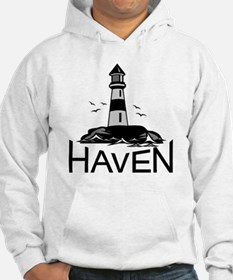 Unofficial Haven Logo Colored Hoodie