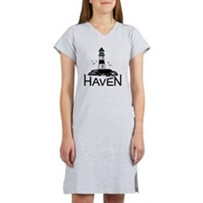 Unofficial Haven Logo Colored Women's Nightshirt