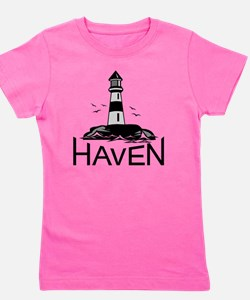 Unofficial Haven Logo Colored Girl's Tee