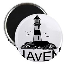 Unofficial Haven Logo Colored Magnet