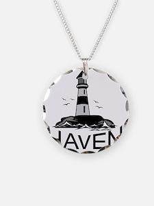 Unofficial Haven Logo Colore Necklace