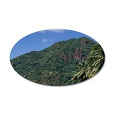 Caribbean, BWI, St. Lucia, S Wall Decal