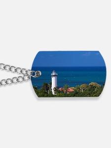 Puerto Rico, West Coast, Rincon, Punta Hi Dog Tags
