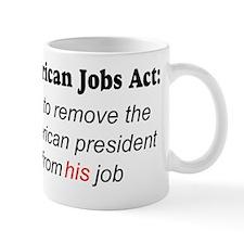 remove presidenttshirtwh Mug