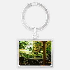 Rincon Beach Resortico, Rincon, Landscape Keychain