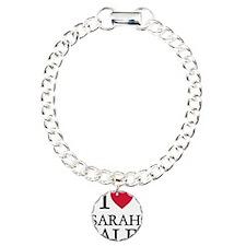 sarah_palin_i_love Bracelet