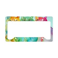 Haleiwa Cats 250 License Plate Holder