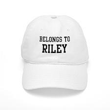 Belongs to Riley Baseball Cap
