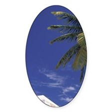 Caribbean, St. Lucia, Rodney Bay Re Decal