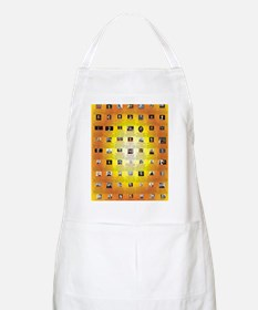 Founders of Science 23x35 RGB Apron