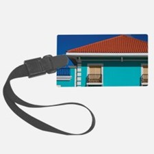 Building detail Luggage Tag