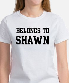 Belongs to Shawn Tee