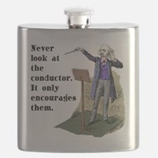 neverLookTrans Flask