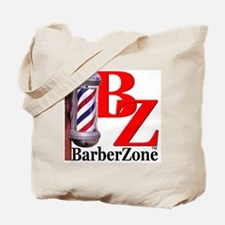 Official BarberZone Logo Tote Bag