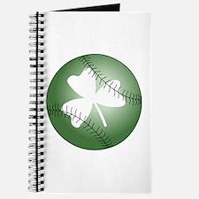 Baseball Shamrock Journal