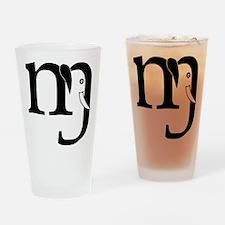 elephamt Drinking Glass