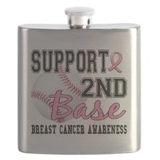 - Second Base 14 Flask