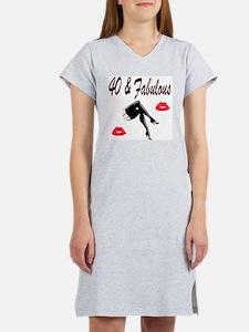 40 3 Women's Nightshirt
