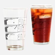 Gravity Drinking Glass